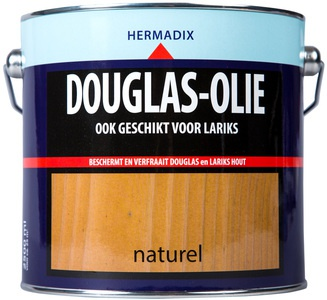 Douglas-olie Naturel 2500 ml