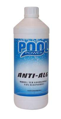 Pool Power anti-alg